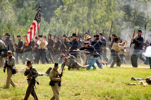 The Battle of Atlanta Reenactment 2014