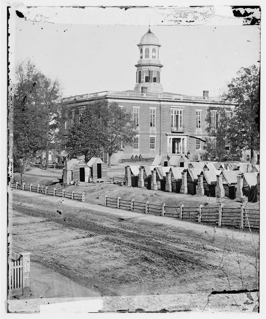 Mid October 1864