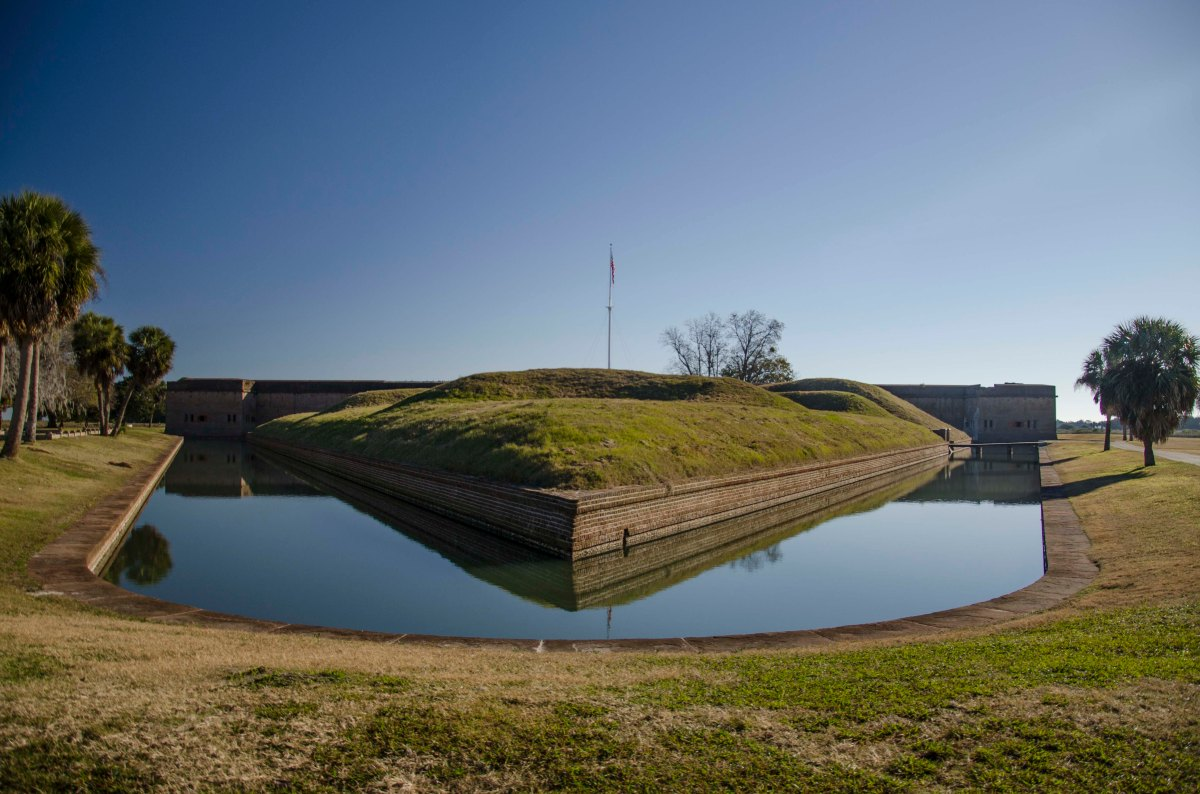 Fort Pulaski, Protecting the Savannah River